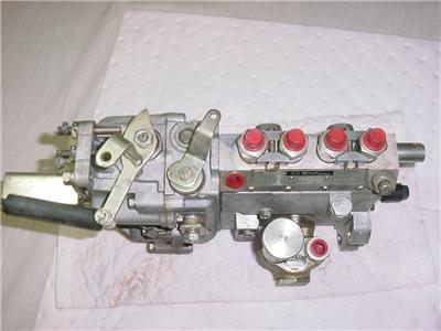 Bosch Diesel Kiki Injector Pump New Mercedes Cummins JD