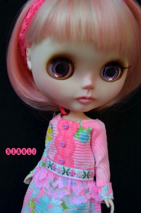 nerolis OOAK custom Blythe art doll Go easy by RUIRUI