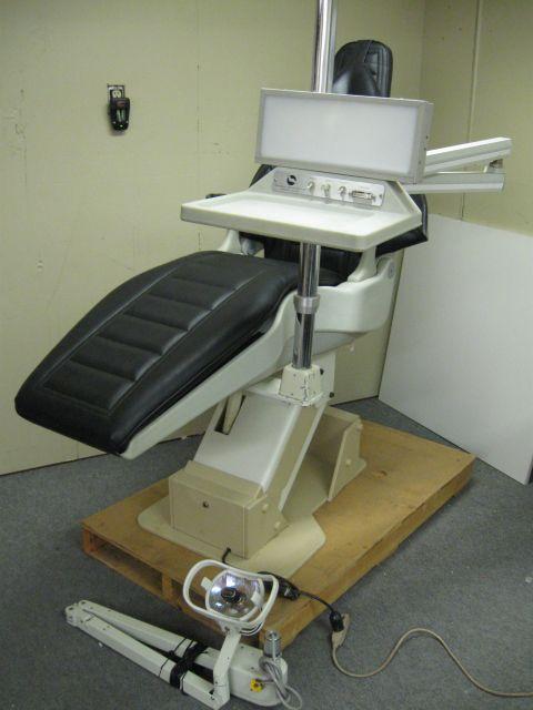 Dansereau Californian Dental Exam Chair New Upholstery