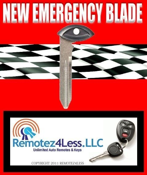 REMOTE FOBIK EMERGENCY KEY FOB BLADE REPLACEMENT JEEP CHRYSLER DODGE